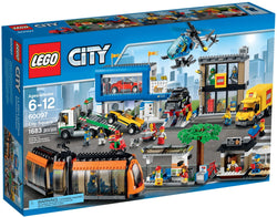 LEGO 60097 City Square  Big Big World