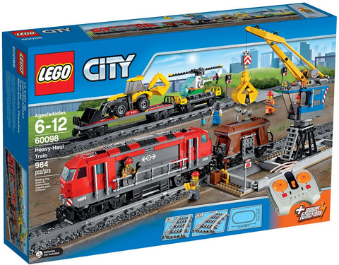 LEGO 60098 Heavy-Haul Train  Big Big World