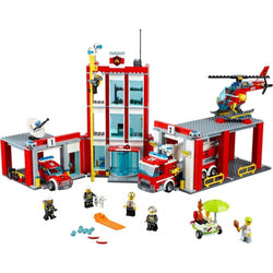 LEGO 60110 Fire Station  Big Big World