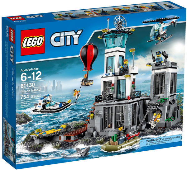 LEGO 60130 Prison Island  Big Big World