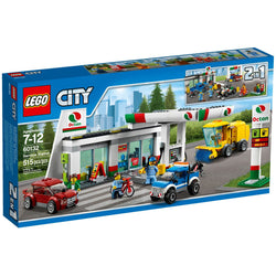 LEGO 60132 Service Station  Big Big World