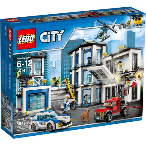 LEGO 60141 Police Station  Big Big World