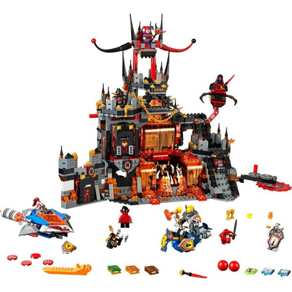 LEGO 70323 Jestro's Volcano Lair  Big Big World