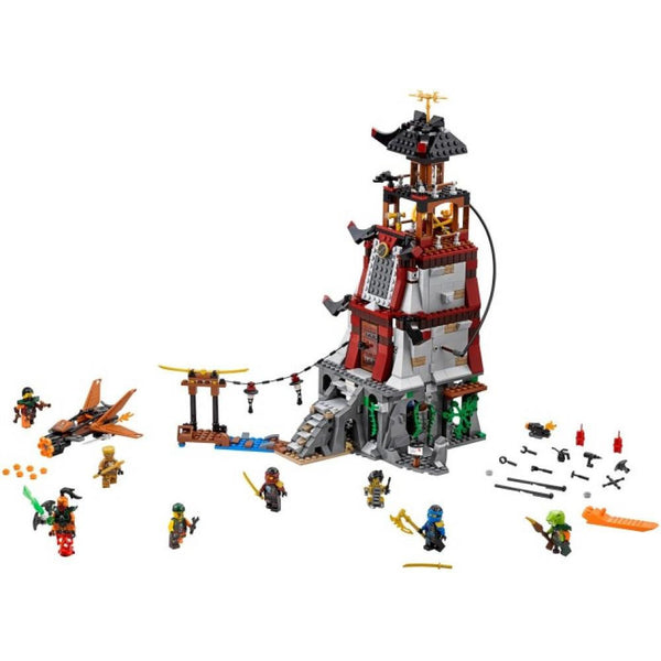 LEGO 70594 The Lighthouse Siege  Big Big World