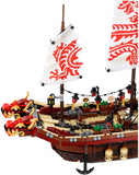 LEGO 70618 Ninjago Destiny's Bounty  Big Big World