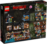 LEGO 70657 NINJAGO City Docks  Big Big World