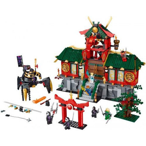 LEGO 70728 Battle for Ninjago City  Big Big World