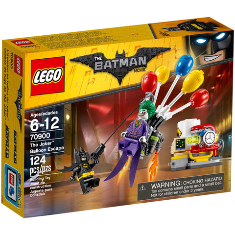 LEGO 70900 The Joker Balloon Escape  Big Big World