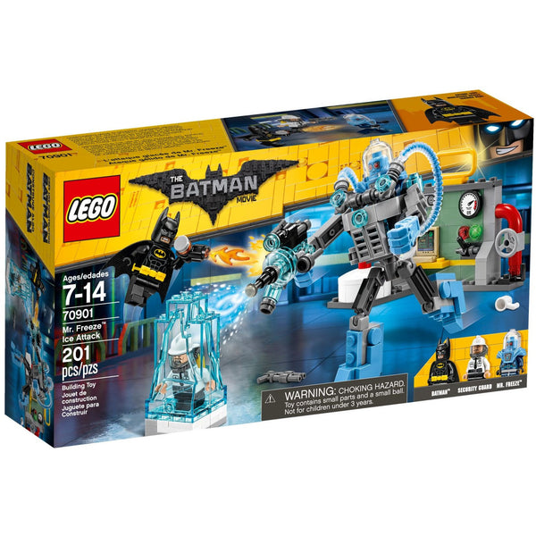 LEGO 70901 Mr. Freeze Ice Attack  Big Big World