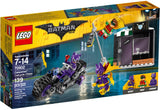 LEGO 70902 Catwoman Catcycle Chase  Big Big World