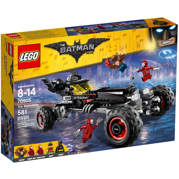 LEGO 70905 The Batmobile  Big Big World