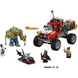 LEGO 70907 Killer Croc Tail-Gator  Big Big World