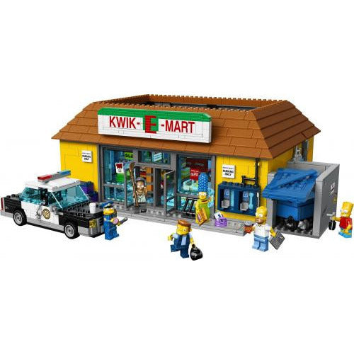 LEGO 71016 The Kwik-E-Mart  Big Big World
