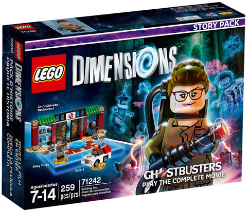 LEGO 71242 Ghostbusters: Play The Complete Movie Story Pack