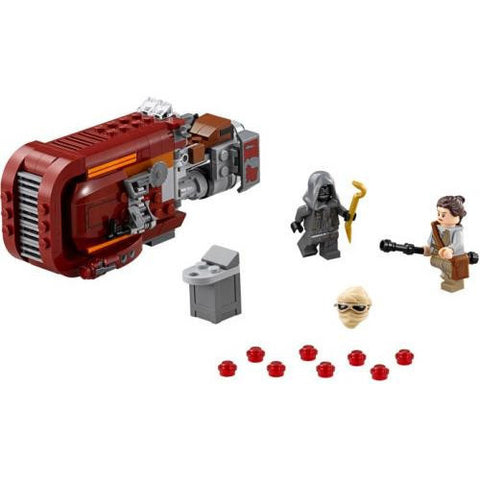 LEGO 75099 Rey's Speeder™  Big Big World