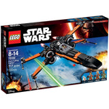LEGO 75102 Poe's X-Wing Fighter  Big Big World