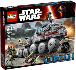 LEGO 75151 Clone Turbo Tank  Big Big World