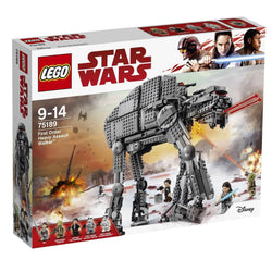 LEGO 75189 First Order Heavy Assault Walker  Big Big World