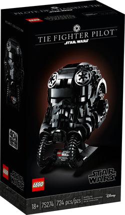 LEGO 75274 TIE Fighter Pilot
