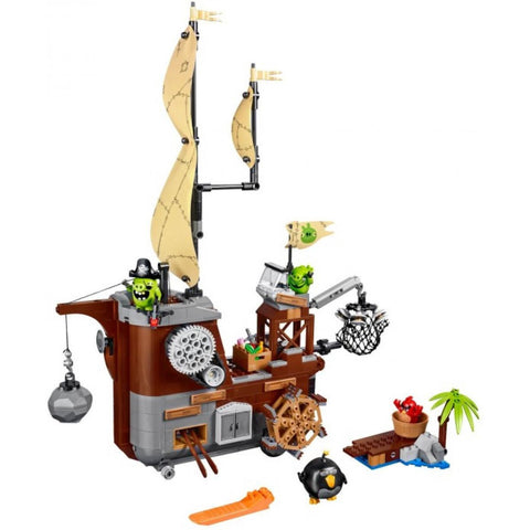 LEGO 75825 Piggy Pirate Ship  Big Big World