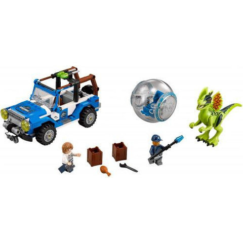 LEGO 75916 Dilophosaurus Ambush  Big Big World