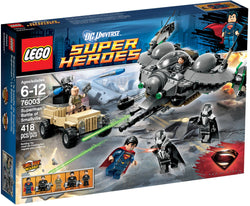 LEGO 76003 Superman: Battle of Smallville