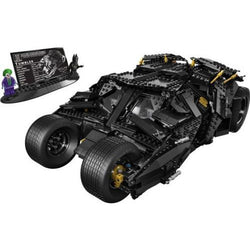 LEGO 76023 The Tumbler  Big Big World