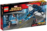 LEGO 76032 The Avengers Quinjet Chase  Big Big World