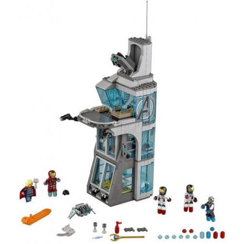 LEGO 76038 Attack on Avengers Tower  Big Big World