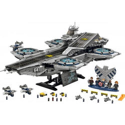 LEGO 76042 The SHIELD Helicarrier  Big Big World