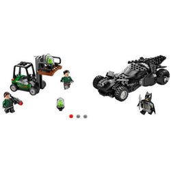LEGO 76045 Kryptonite Interception  Big Big World