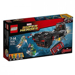 LEGO 76048 Iron Skull Sub Attack  Big Big World