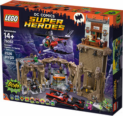 LEGO 76052 Batman Classic TV Series - Batcave