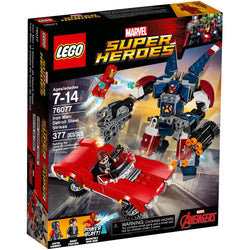 LEGO 76077 Iron Man: Detroit Steel Strikes  Big Big World