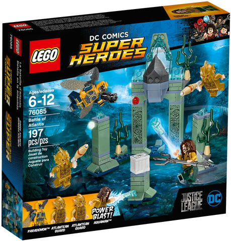 LEGO 76085 Battle of Atlantis  Big Big World