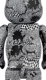 MEDICOM TOY BE@RBRICK Keith Haring Mickey Mouse 100% & 400% Bearbrick【Arriving Soon】