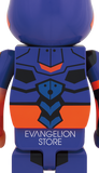 MEDICOM TOY BE@RBRICK Evangelion Unit 01 Test Type Awakening Ver. 1000% Bearbrick【Pre-Order】
