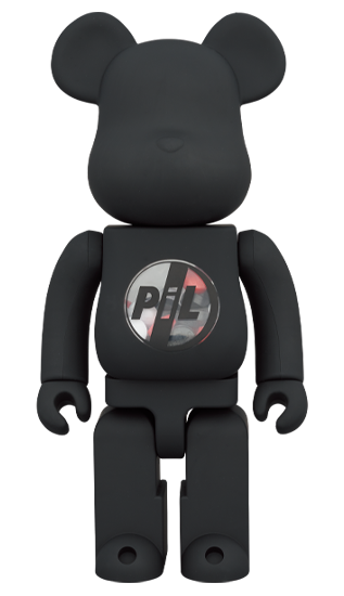 MEDICOM TOY BE@RBRICK PiL  400% Bearbrick