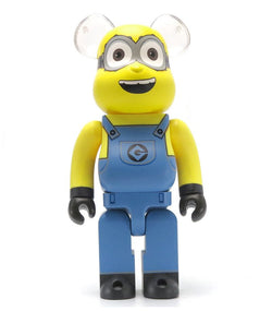 MEDICOM TOY BE@RBRICK – 1000% Bearbrick Minion Dave (Despicable Me 3)