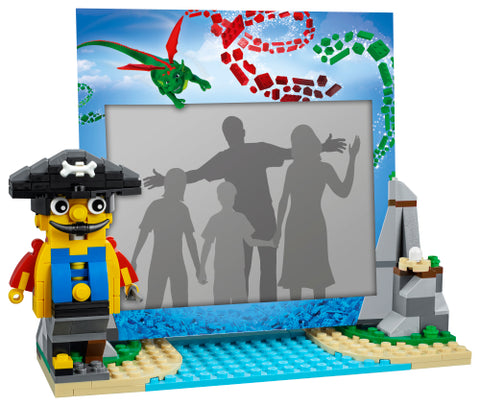 LEGO 40389 Pirate Picture Frame