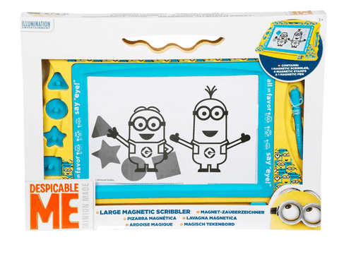 Despicable Me Minions Large Magnetic Scribbler  Big Big World