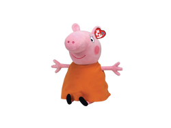 Peppa Pig Mummy Medium Plush  Big Big World