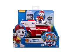 Paw Patrol Basic Vehicle Marshel  Big Big World