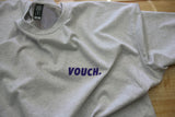 Vouch T-Shirt (White Marle)
