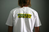 Vouch Super Sick T-Shirt (White)