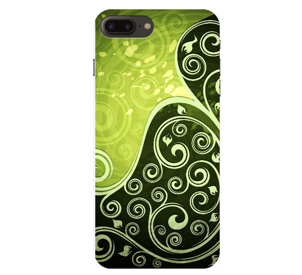 iPhone 7 Plus Case iPhone 7s Plus Case Floral Pattern by DPOWER CASE 3