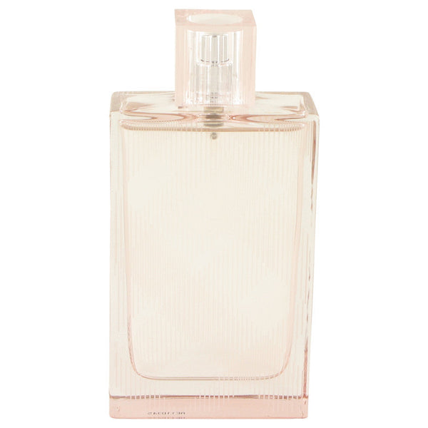 Burberry Brit Sheer by Burberry Eau De Toilette Spray (Tester) 3.4 oz (Women)