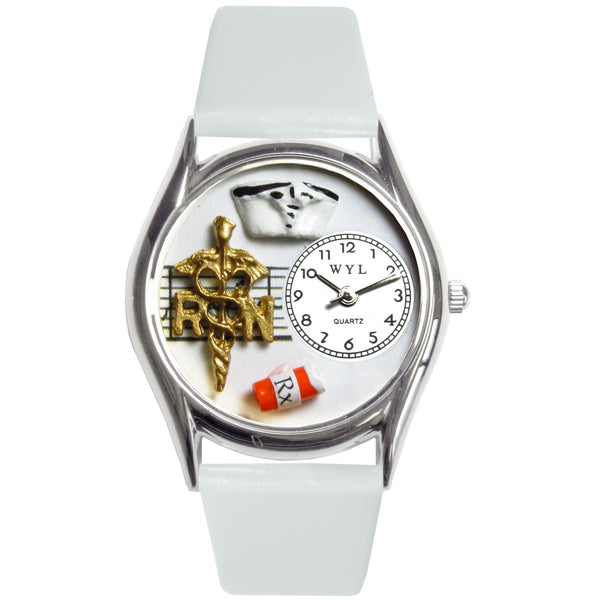 RN Watch Small Silver Style