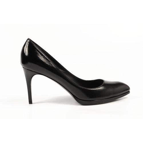 Sebastian Milano ladies pump S4031 VOGUE KID NERO