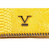 V 1969 Italia Womens Purse VEW00100 YELLOW